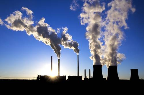 Cutting greenhouse gas emissions with allowances